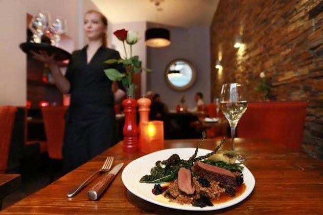 Restaurants near Murrayfield Stadium