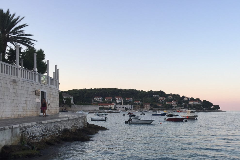 Rent a boat and island hop off Hvar