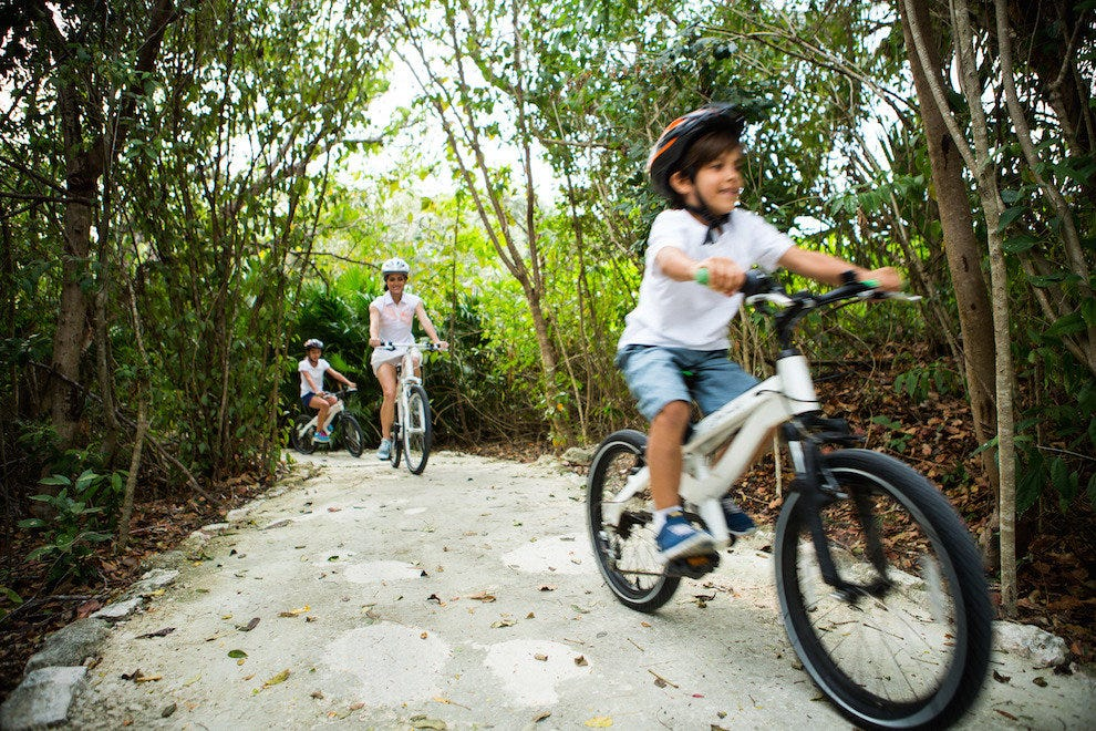 Nature Trail in Mayakoba