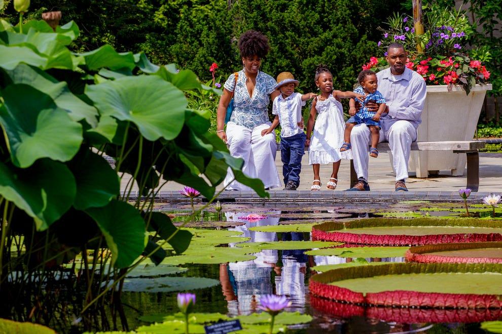 Great Longwood Gardens Kennett Square, Penn.