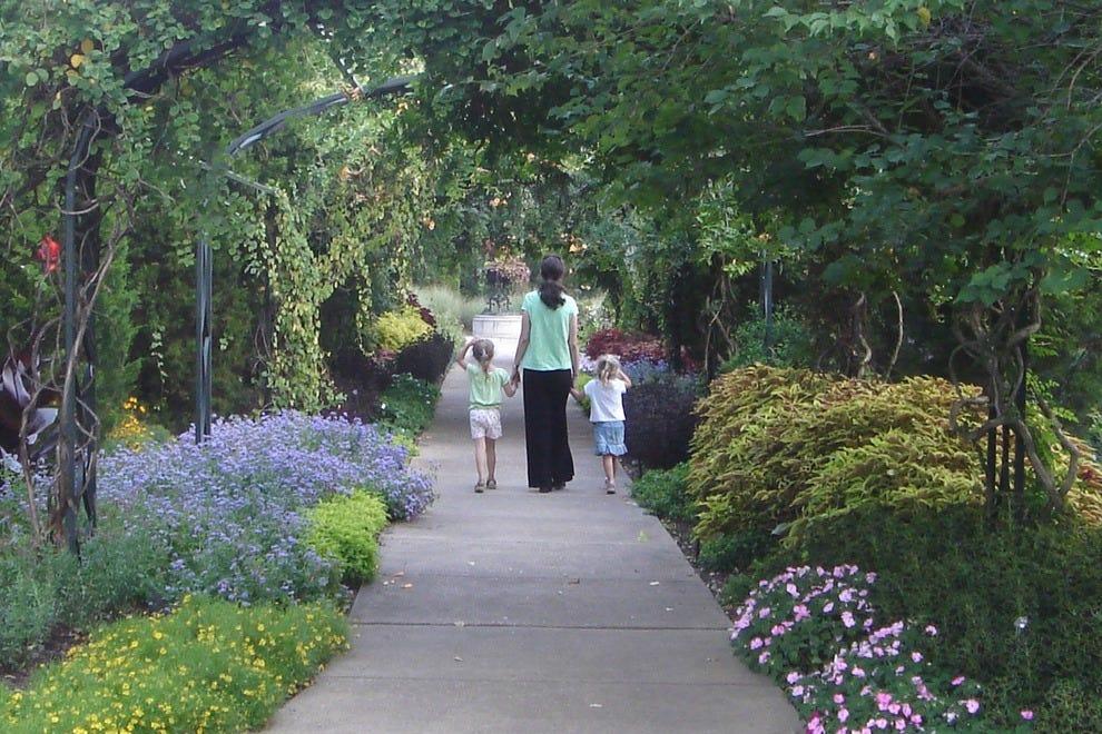 Nashville. The Cheekwood Botanical Garden ...