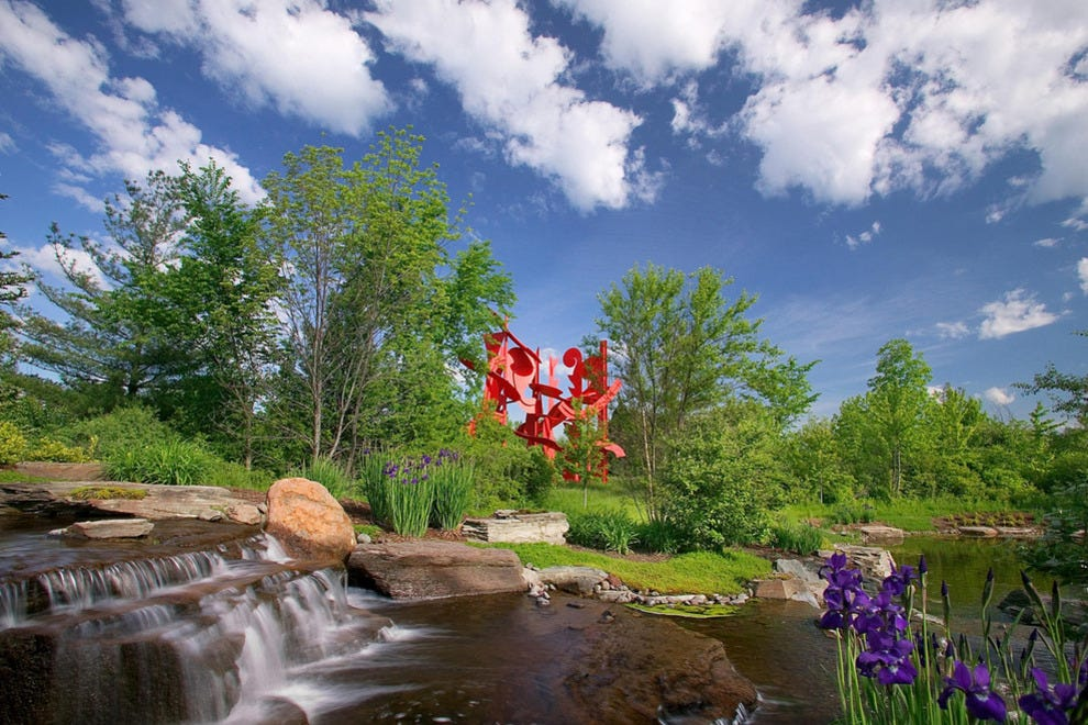 Best botanical garden winners 2016 10best readers 39 choice Frederik meijer gardens