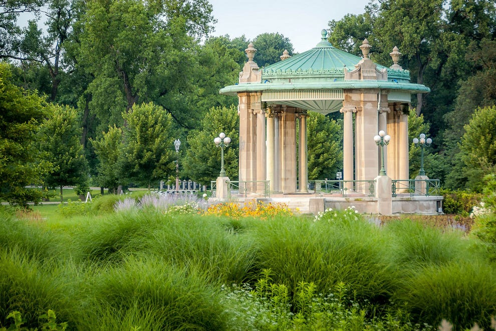 USA Today Names Forest Park The Best City Park In America