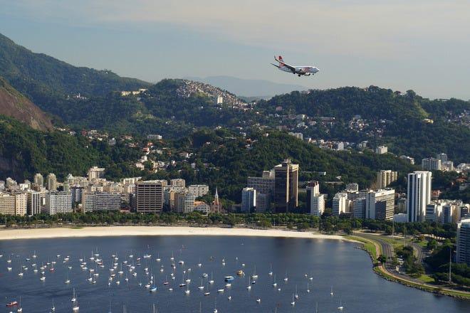 Airport Hotels in Rio de Janeiro
