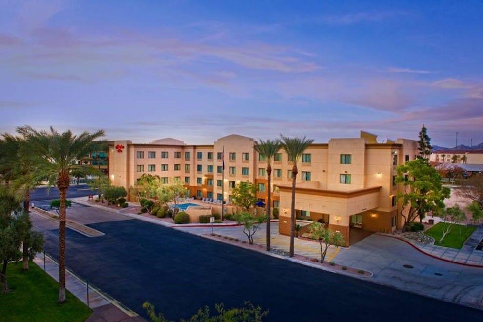Hampton Inn u0026amp Suites Phoenix Airport South