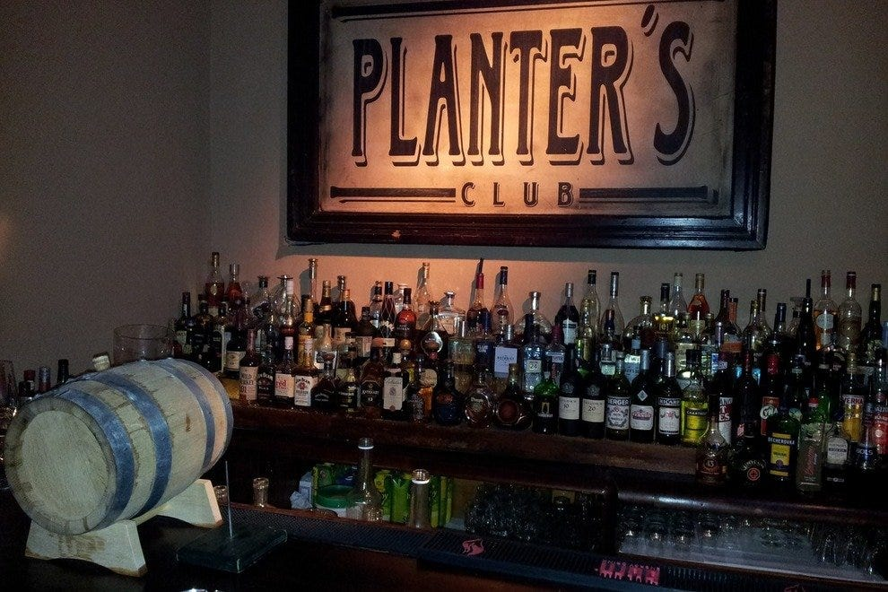 Planter's Club: Vienna Nightlife Review - 10Best Experts and Tourist on