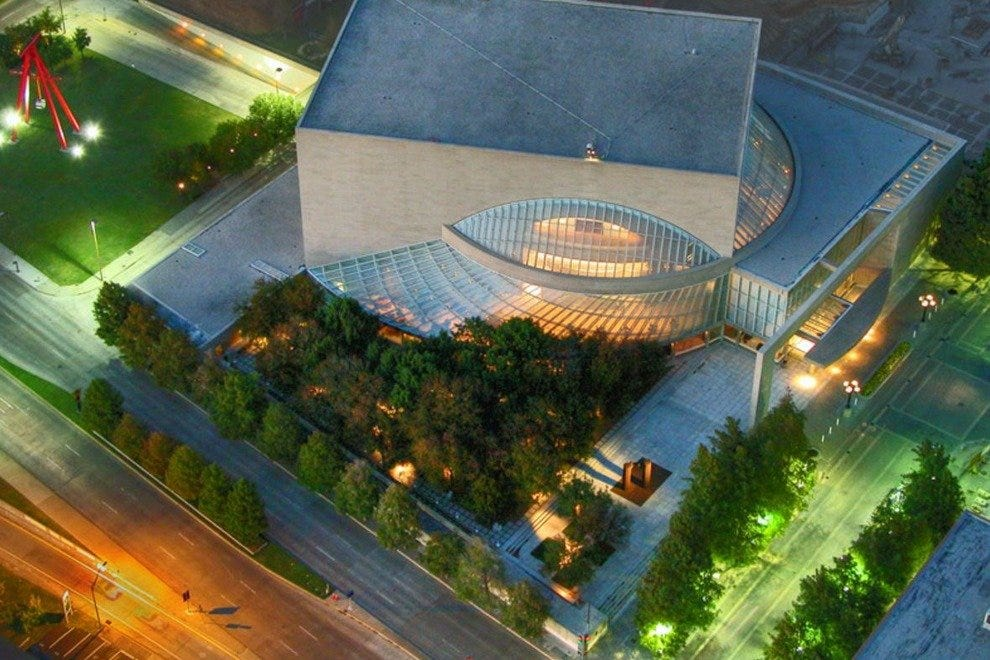 Morton H Meyerson Symphony Center