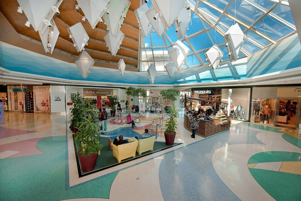 Lisbon Malls And Shopping Centers 10best Mall Reviews