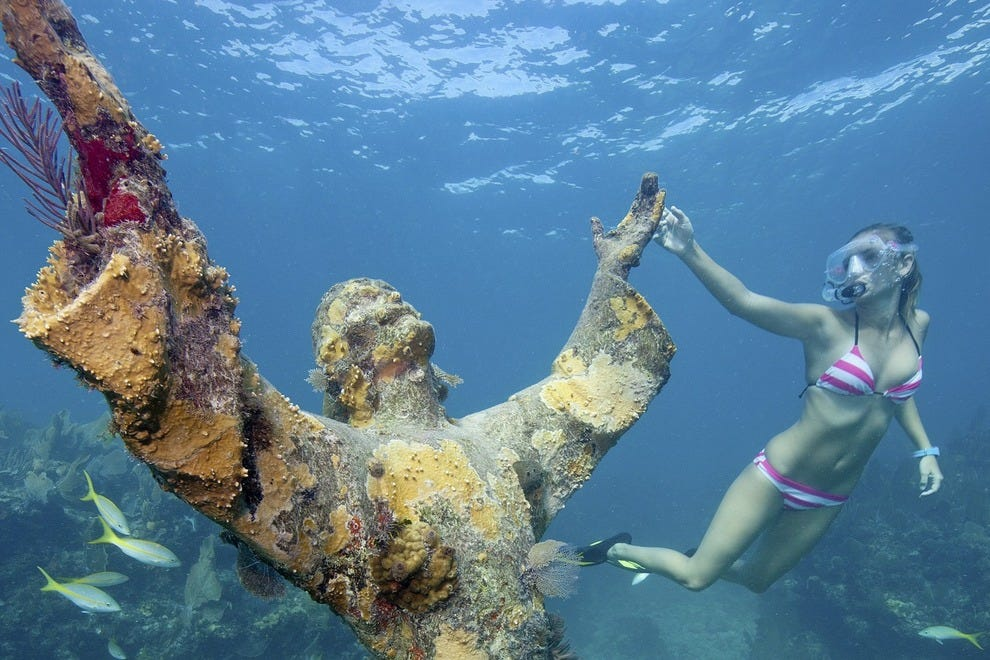 Best Underwater Attraction Winners 2016 10best Readers Choice Travel Awards