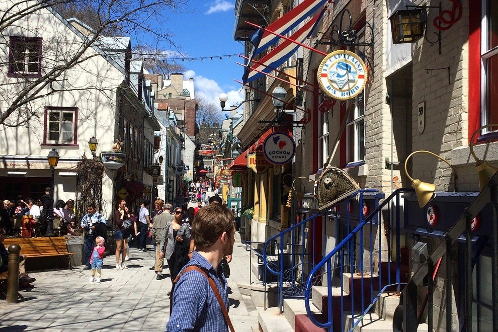 Things to do in qu bec city qc quebec city guide by 10best for Craft stores in canada