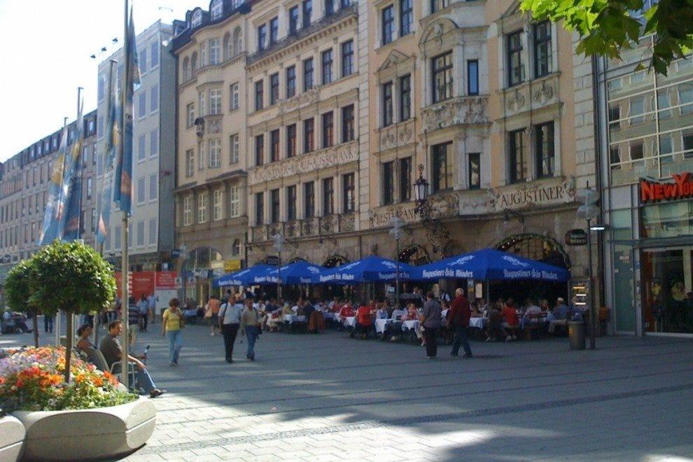Augustiner restaurant munich restaurants review 10best experts and tourist reviews for Best restaurants in garden city