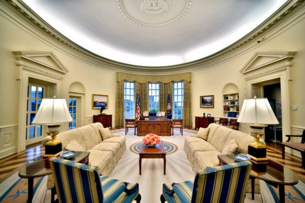George W Bush Presidential Center Dallas Attractions Review