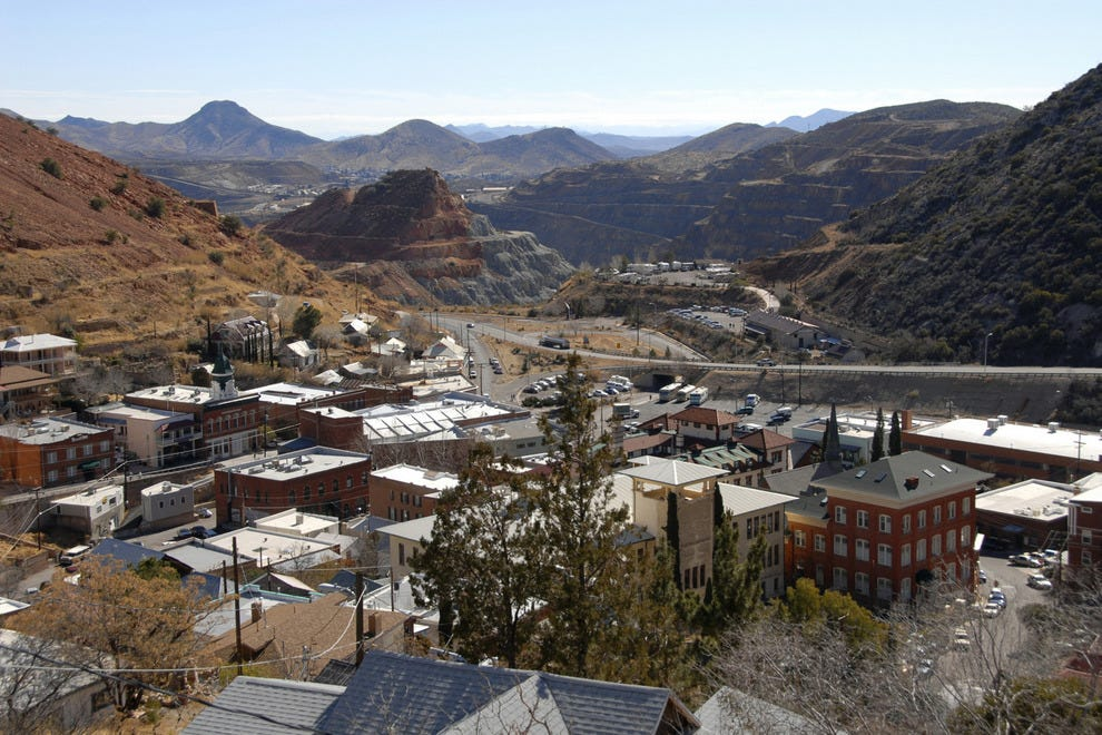 Best historic small town winners 2016 10best readers for Best small towns in colorado to visit