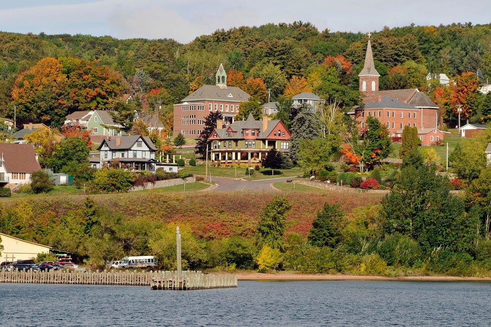 Best Coastal Small Town Winners 2016 10best Readers