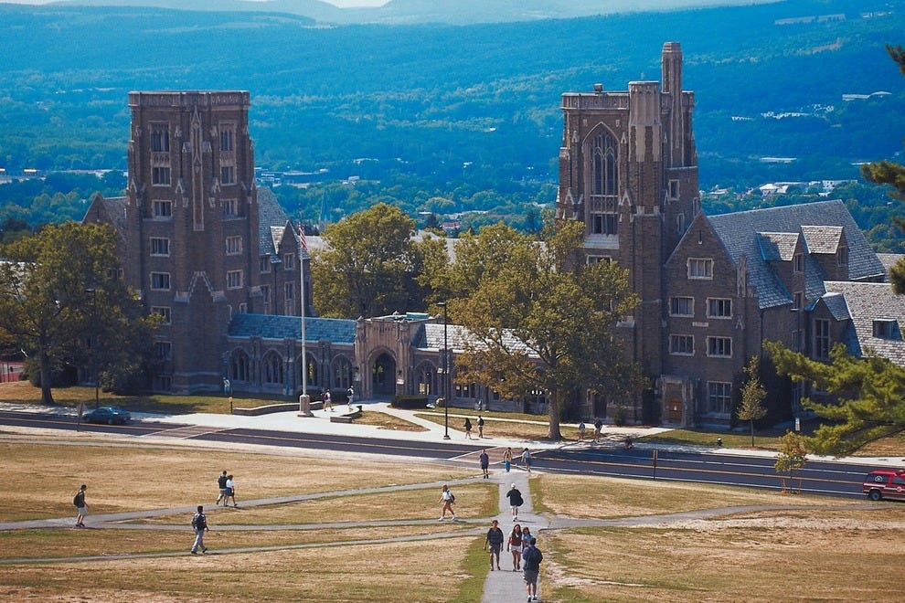Best College Small Town Winners: 2016 10Best Readers' Choice