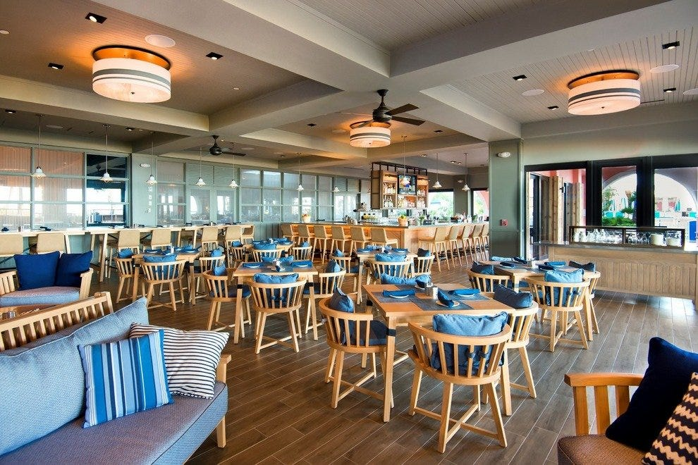 St petersburg clearwater beach restaurants
