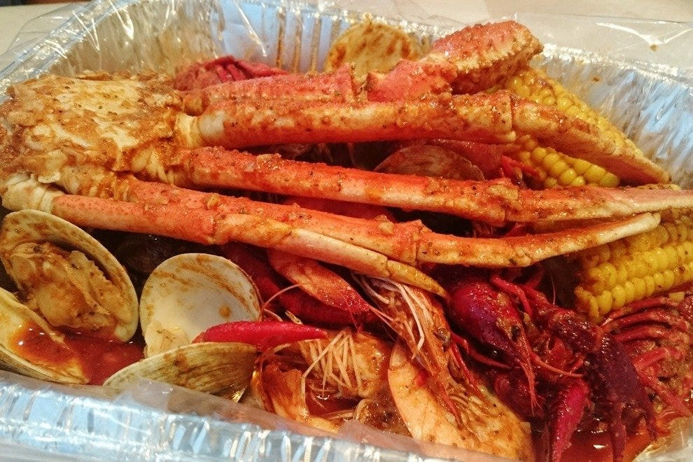 Orlando seafood restaurants 10best restaurant reviews for Good places to fish near me