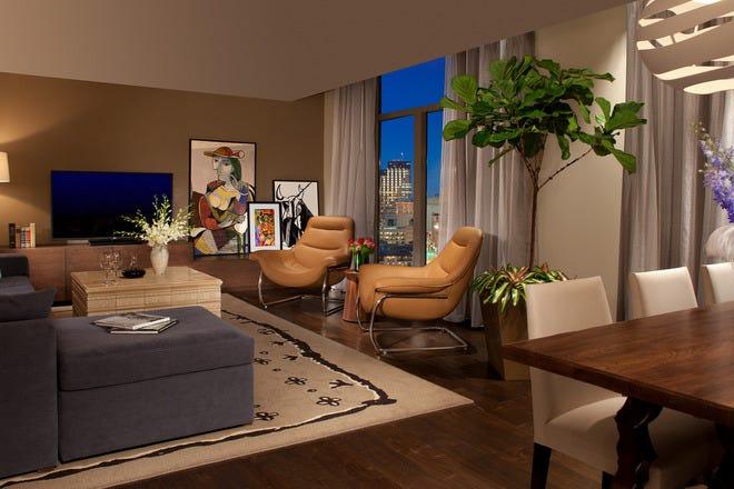Hotel Contessa Luxury Suites On The Riverwalk San Antonio