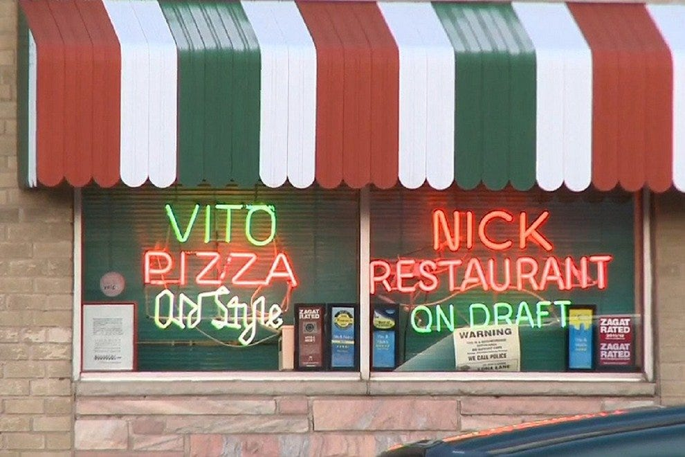 Vito & Nick's Pizzaria
