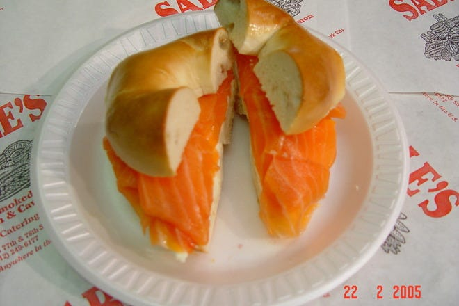 Vote best bagel lox in new york nominees 2016 10best for Sable s smoked fish