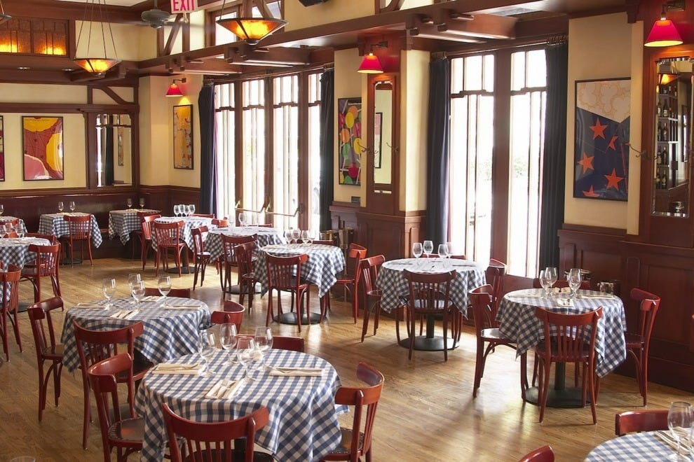 Henry S Restaurant New York Restaurants Review 10best