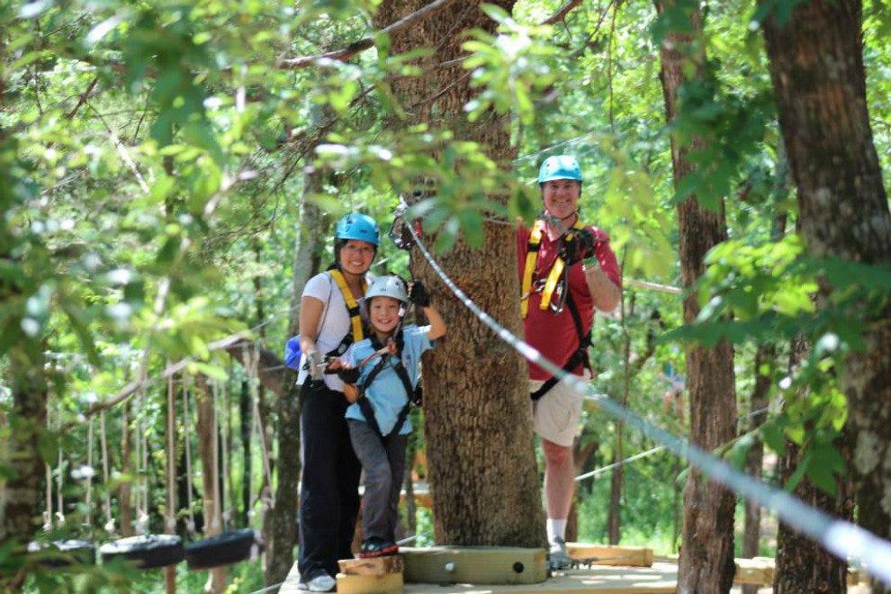 三一森林探险公园