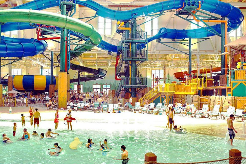 Great Wolf Lodge Dallas Attractions Review 10best