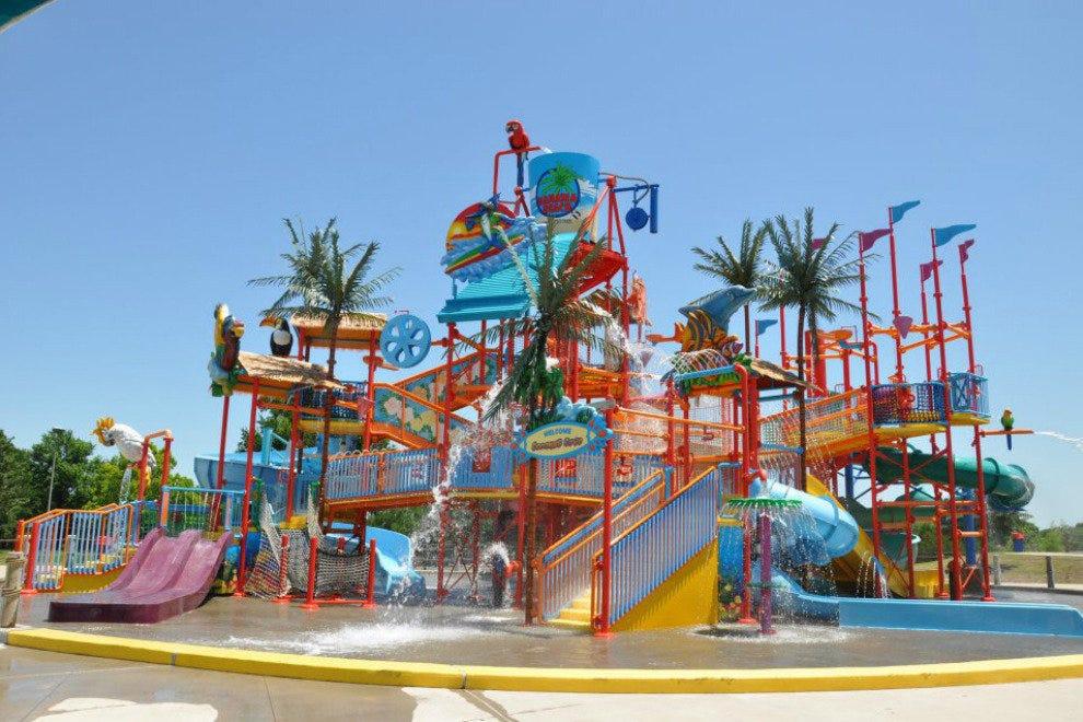巴哈马海滩家庭水上公园