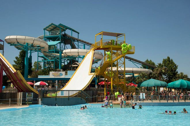 Water Parks in Dallas