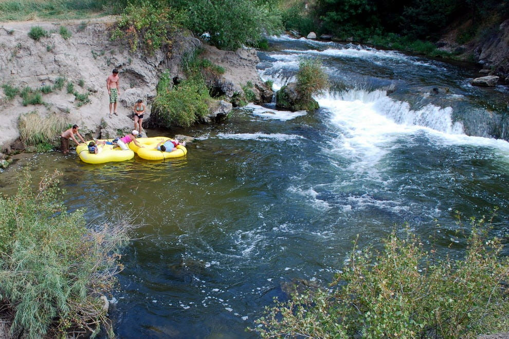 Best River for Tubing Winners: 2016 10Best Readers' Choice