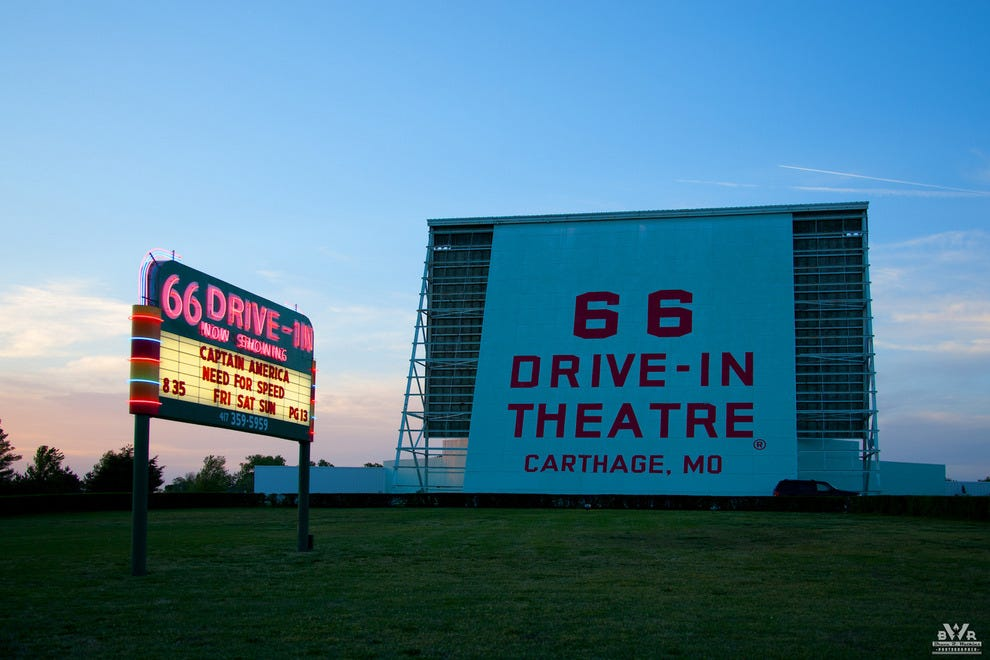 Best Drive In Movie Theater Winners 2016 Usa Today 10best