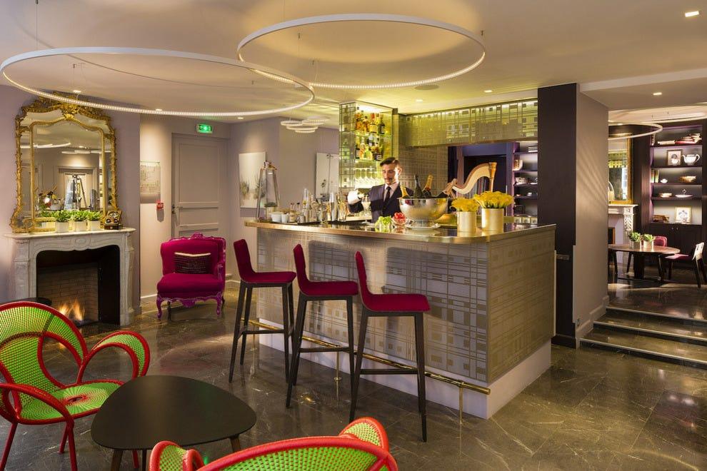 Hotel spa la belle juliette paris hotels review for Hotel la belle juliette paris