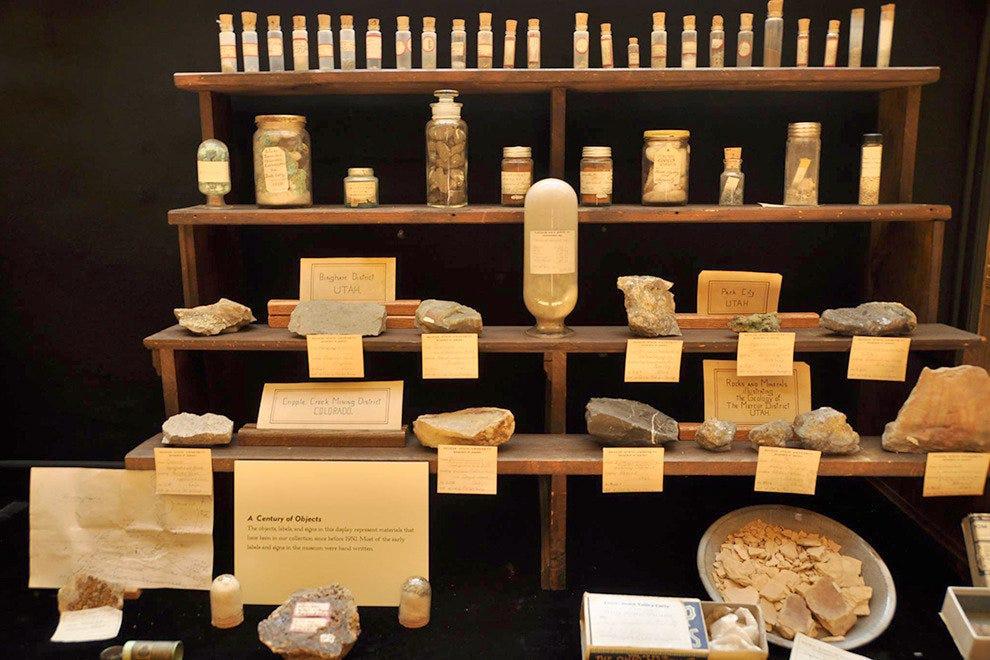 WM凯克地球科学与矿产工程博物馆