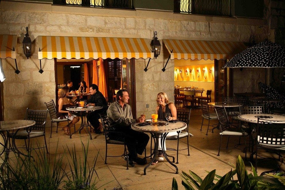 River Walk S Best Restaurants Restaurants In San Antonio