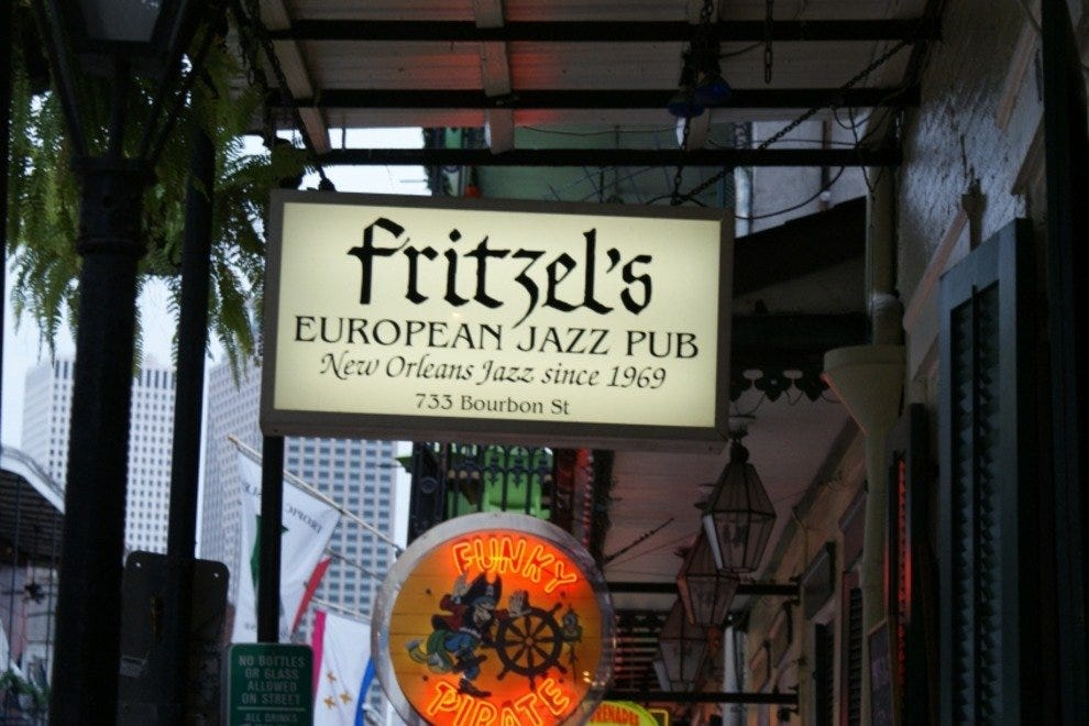 New orleans live jazz band clubs 10best music bars reviews for Food bar new orleans