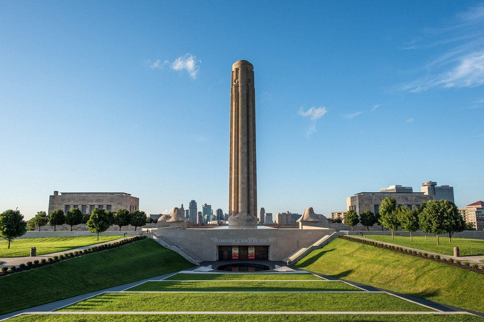 Things to do in Kansas City MO Missouri City Guide by 10Best – Kansas City Tourist Attractions Map