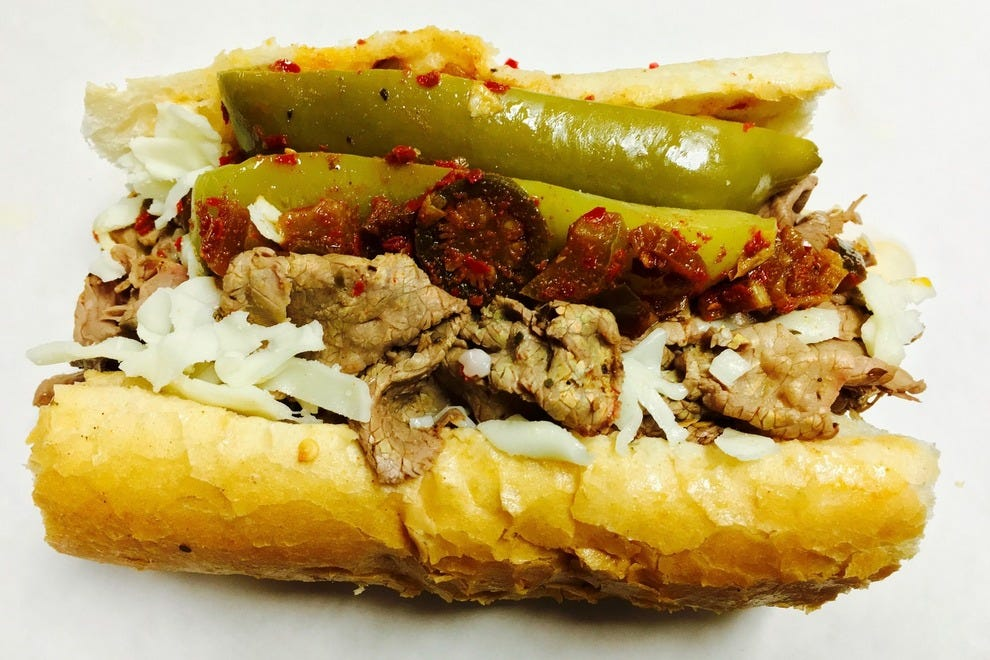 How Chicago's Best Italian Beef Ended Up Outside the City