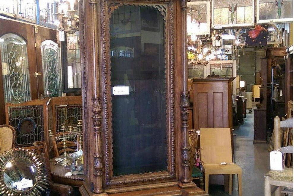 Lots of Furniture Antiques Warehouse