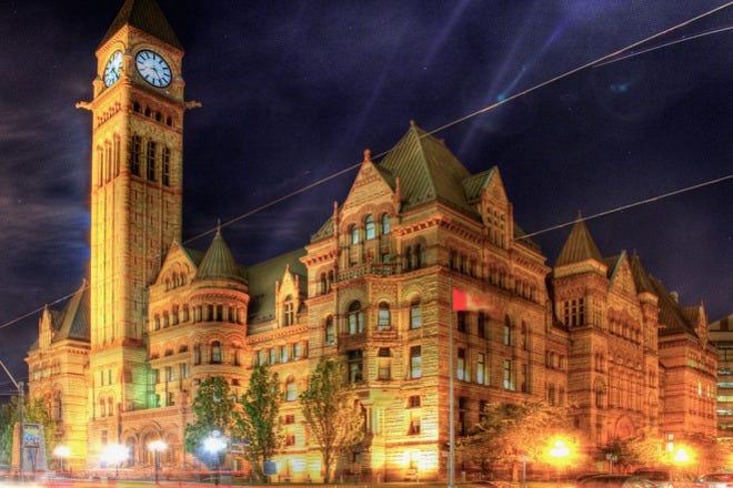 Historic Sites in Toronto
