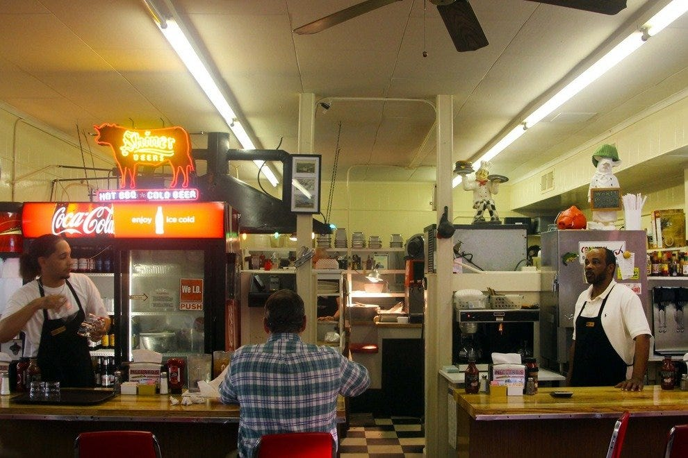 History Runs Deep at McClard's Bar-B-Q Restaurant