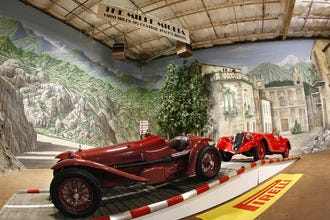 Simeone Automotive Foundation Museum
