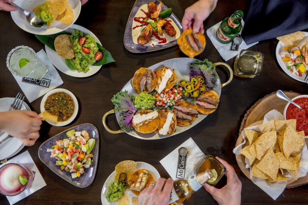 Top  Mexican Restaurants Dallas