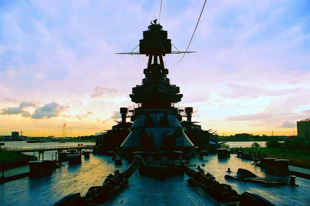 Best Museum Ship Winners: 2016 10Best Readers' Choice Travel