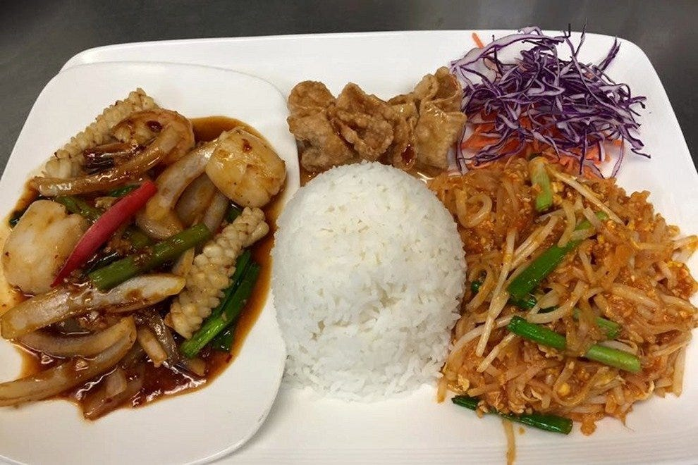 Best Thai Food Bellevue
