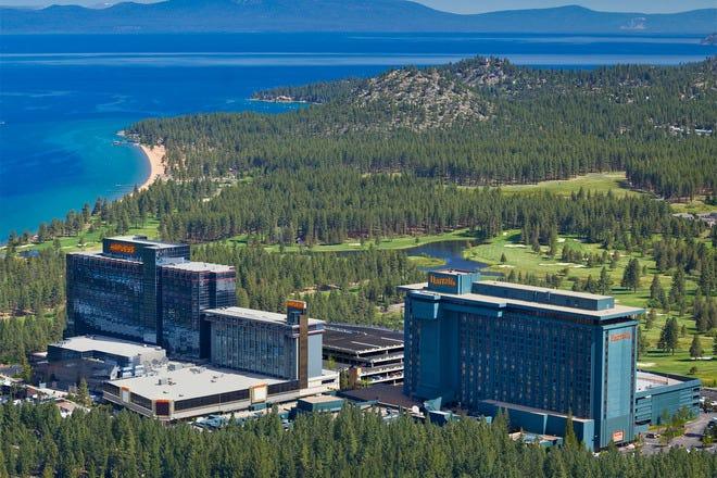 Lake Tahoe Hotels >> Harrah S Lake Tahoe Resort Casino Tahoe Hotels Review