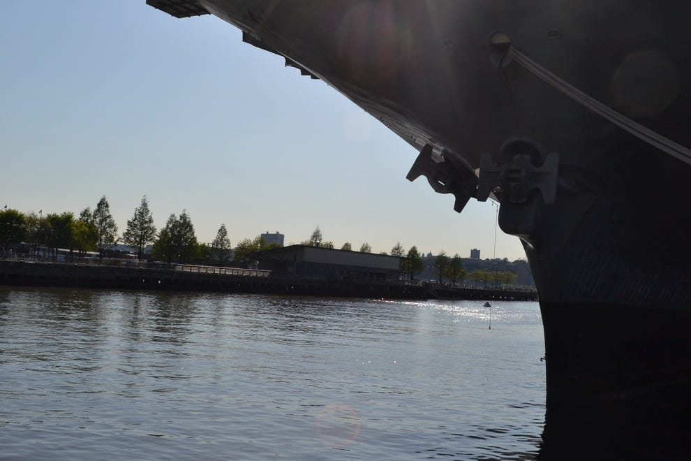 Intrepid Sea-Air-Space Museum: New York Attractions Review ...