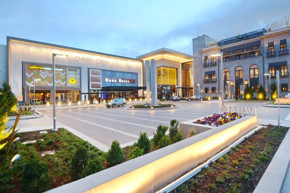 Located just minutes from downtown, Cherry Creek Shopping Center has more than shops, with more than 40 stores exclusive to area, including Neiman Marcus, Tiffany & Co., Louis Vuitton, Tory Burch, kate spade new york, and bookbestnj.cfon: E. 1st Ave, Denver, , CO.