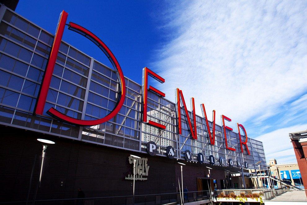 Denver malls and shopping centers 10best mall reviews for Craft show denver convention center