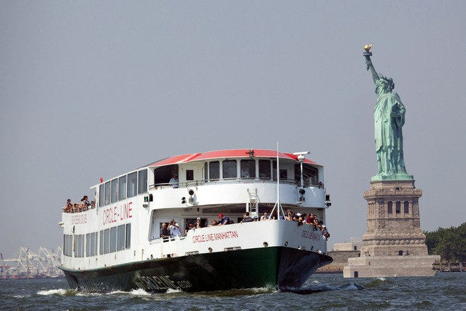 Circle Line Sightseeing Cruises Tours