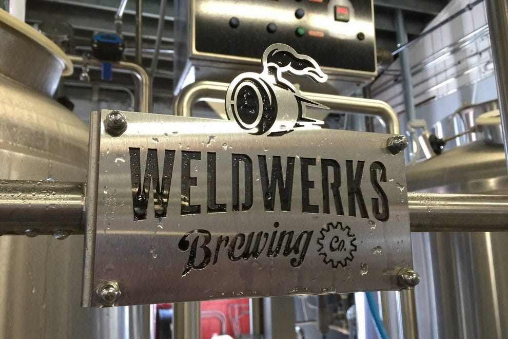 America's Best New Brewery Started in a Garage